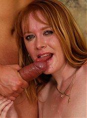 Horny mama takes on the boy next door
